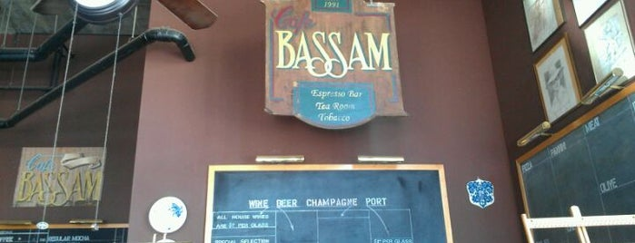 Cafe Bassam is one of Home: the best of San Diego.
