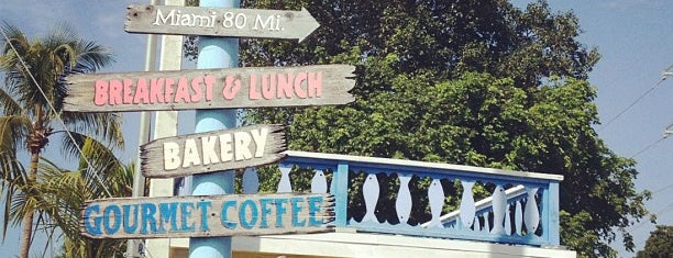 Midway Cafe & Coffee Bar is one of USA Key West.