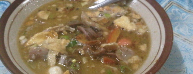 Soto Betawi ANDY is one of Places in Pamulang. Tangerang..