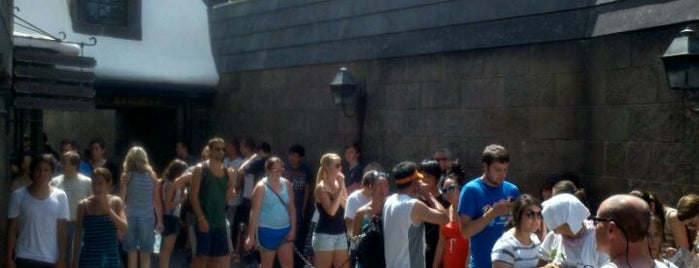 Dervish and Banges is one of Universal's Wizarding World of Harry Potter.