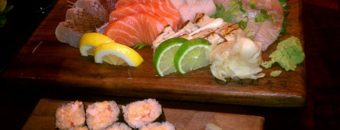Blue Ribbon Sushi Bar & Grill is one of Best Places to Check out in United States Pt 7.