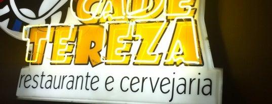 Cadê Tereza is one of Vai um Happy Hour?.