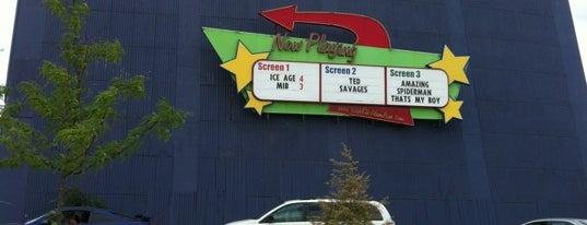 Starlite Drive in is one of Hamilton Area: To-Do.