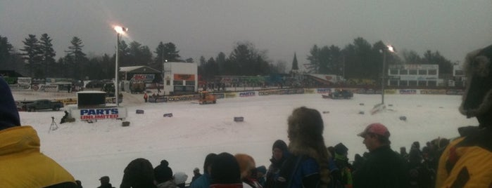 World Championship Snowmobile Derby is one of Great Festivals Across United States.