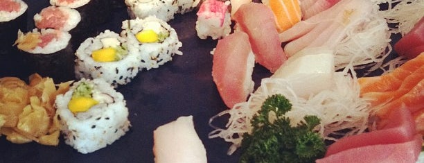 Sushi Leblon is one of RJ para comer.