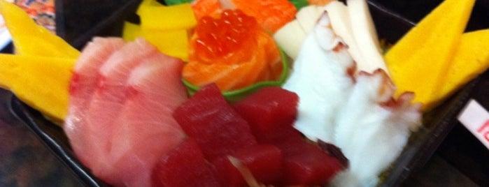 Hanabi Hibachi & Sushi is one of Favorites.