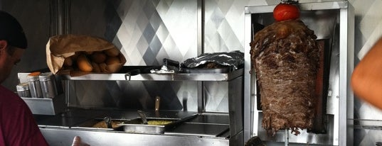 King Of Falafel & Shawarma is one of NYC Food on Wheels.