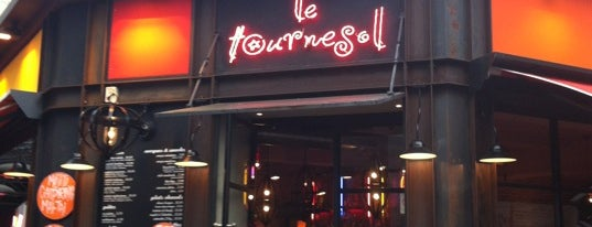 Le Tournesol is one of Quartier Latin.