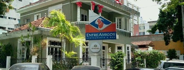 Entre Amigos Restaurante e Bar is one of Prefeitura.