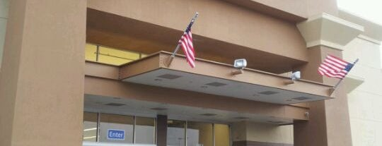 Walmart Supercenter is one of Washington by Isa.