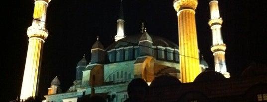 Edirne is one of Türkiye'nin İlleri.