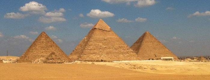 Great Pyramids of Giza is one of Best of World Edition part 3.