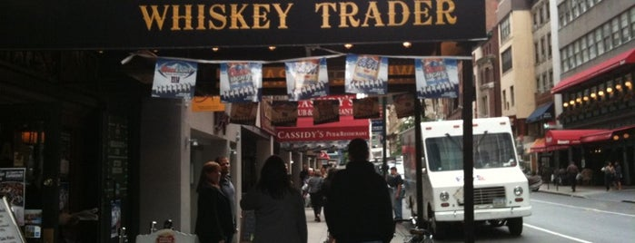 Whiskey Trader is one of NY.
