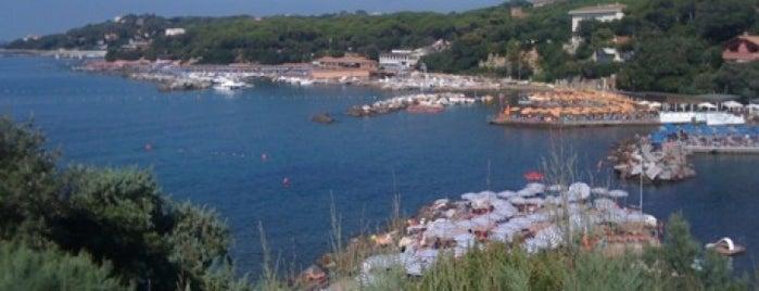 Castiglioncello is one of Le mie spiagge preferite.