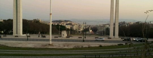 Parque Eduardo VII is one of Lisboa.