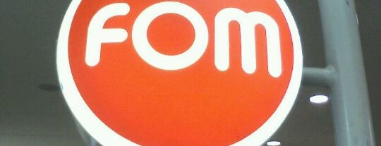 FOM is one of Flamboyant Shopping Center.