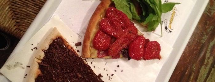 O Pedaço da Pizza is one of Coxinha ao Caviar.