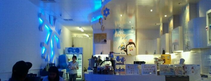 Icey Ice Desserts is one of Free WiFi!.