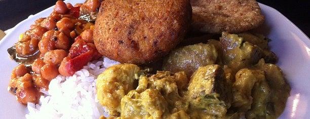Ganga Vega Cafe is one of klassz helyek vega szemmel.