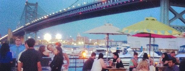 Morgan's Pier is one of Philadelphia Daters' Choice Award Winners.