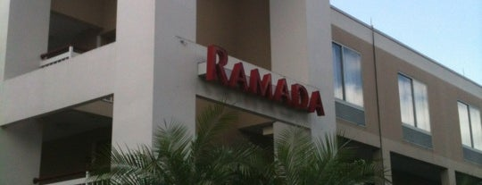 Ramada Plaza Resort and Suites Orlando International Drive is one of Doingme.