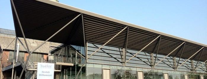Jahrhunderthalle is one of Bochum #4sqcities.