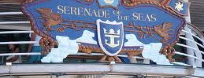Royal Caribbean - Serenade Of The Seas is one of Puerto Rico vacation.