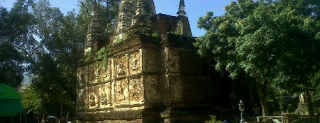 Wat Jed Yod is one of Guide to the best spots Chiang Mai|เที่ยวเชียงใหม่.