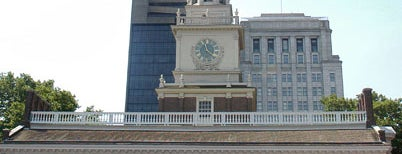 Independence Hall is one of Places to visit.