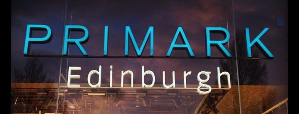 Primark is one of Hipster Edinburgh.