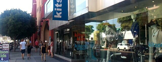 Kitson is one of Los Angeles List.