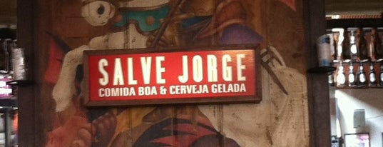 Salve Jorge is one of Lugares para ficar bebado em São Paulo.