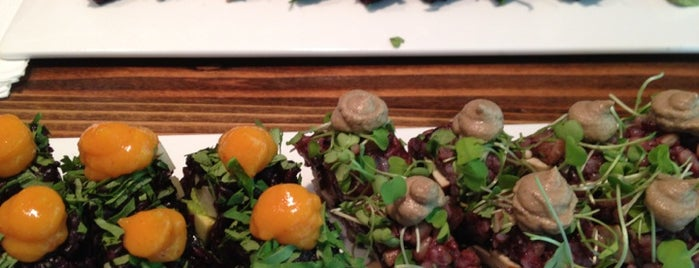 Great places to eat Vegetarian and Vegan in NYC