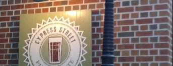 Cypress Street Pint & Plate is one of CWPR Clients.