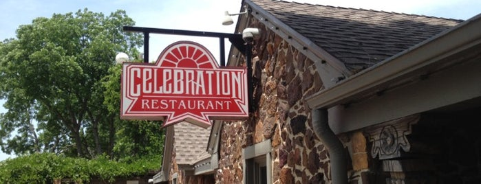 Celebration Restaurant is one of Texas.