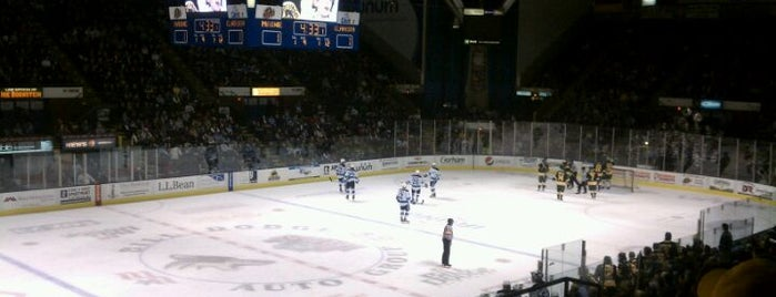Cross Insurance Arena is one of Awesome Stops in Portland, Maine #VisitUS.