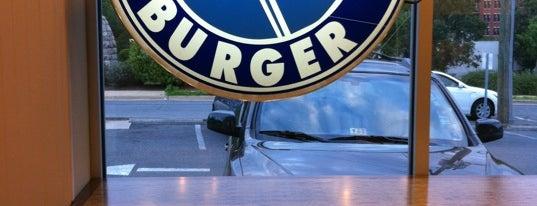 Elevation Burger is one of Must-visit Food in Arlington.