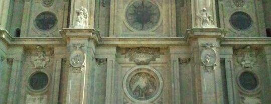 Catedral de Granada is one of Catedrales de España / Cathedrals of Spain.