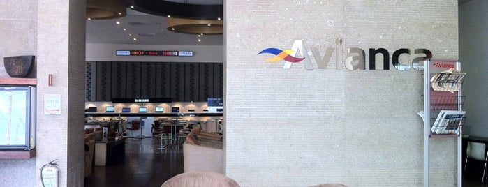 Sala VIP Avianca is one of Best VIP lounges I've been.
