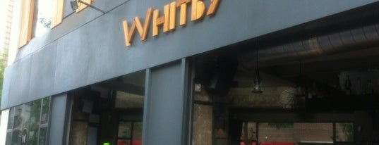 Whitby is one of Madrid.