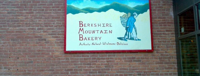 Berkshire Mountain Bakery is one of Berkshires.