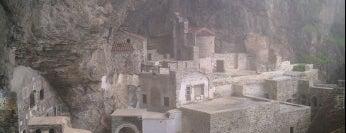 Sumela Monastery is one of Visit Turkey.