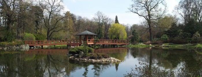 Park Szczytnicki is one of Wroclaw-erasmus.