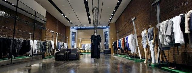 JNBY is one of NYC SHOPS.