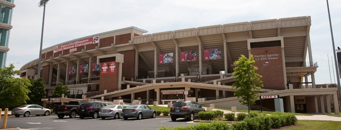 Houchens Industries-L.T. Smith Stadium is one of Campus Tour.