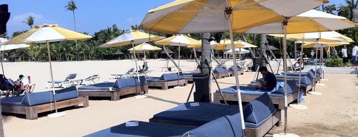 Tanjong Beach Club is one of Guide to Singapore's best spots.