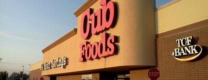 Cub Foods is one of Guide to Eagan's best spots.