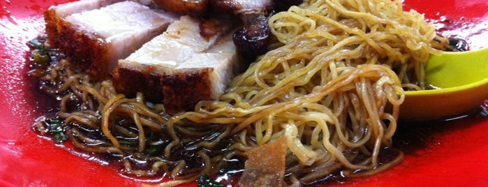 Restaurant Hung Kee 亨记茶餐室 is one of KL Cheap Eats.