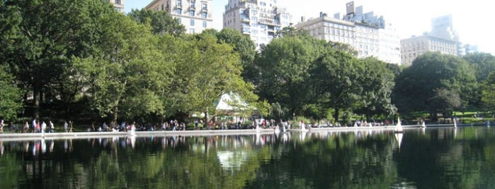 Central Park - Conservatory Water is one of Discover: Central Park, NYC.