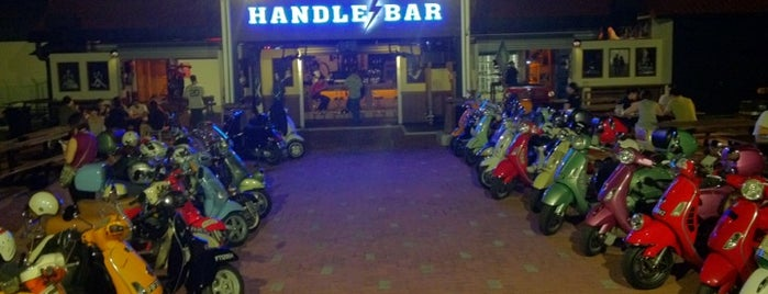 Handle Bar is one of Singapore bar.